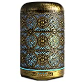 Aromatherapy Diffuser, SALKING 260ml Essential Oil Diffuser Aroma Diffuser,7 Colors Night Light