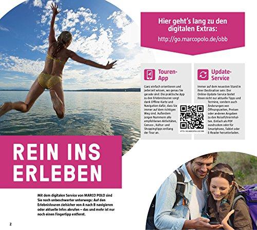 MARCO POLO Reiseführer Oberbayern: Reisen mit Insider-Tipps. Inklusive kostenloser Touren-App & Events&News - 3