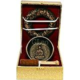 GLeo™ 4.2 inches - Singing Bowl Tibetan Buddhist Prayer Instrument With Striker Stick/OM Bell/Meditation Bowl/Music…