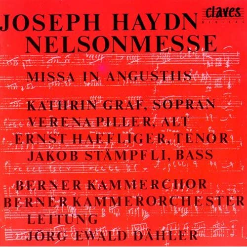 Nelson Mass, Missa In Angustiis In D Minor, Hob. Xxii 11: V. Benedictus