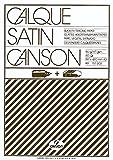 Canson 757202 Blocco Disegno Carta Lucida