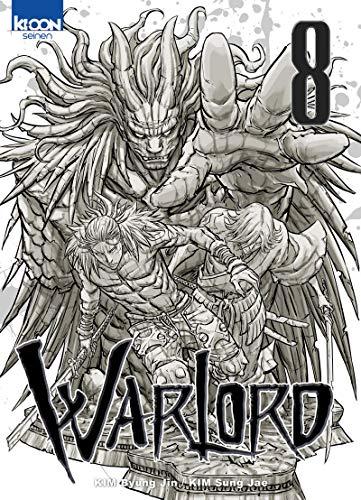 Warlord Vol.8 par KIM Song-Jae