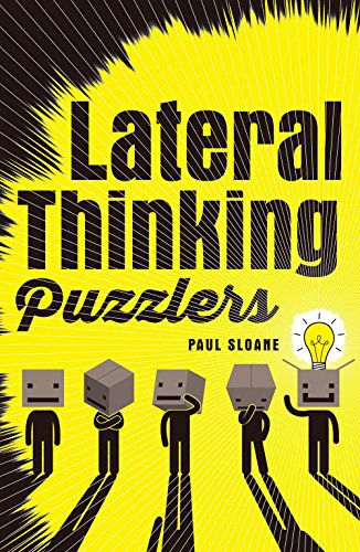 LATERAL THINKING PUZZLERS (HB) (Puzzle Books) por Paul Sloane