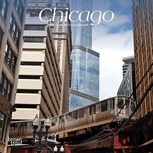 Chicago 2019 Calendar - Chicago Mini-kalender
