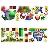 muurstickers 2 stuks muurdecor voor kinderkamer kinderkamer, wanddecoratie, Wall Art Home decoraties Feestartikelen (patroon