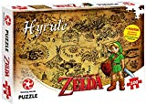 Winning Moves - 11125 Puzzle The Legend of Zelda Hyrule Field 500 Teile