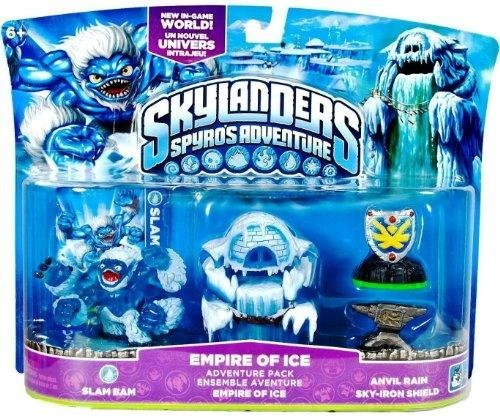Skylanders: Spyro's Adventure - Empire Of Ice Adventure Pack [UK Import]