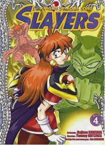 Slayers The Knight of Aqua Lord Edition simple Tome 4