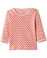 Noa Noa Baby Girls Basic Printed Body-03 T-Shirt