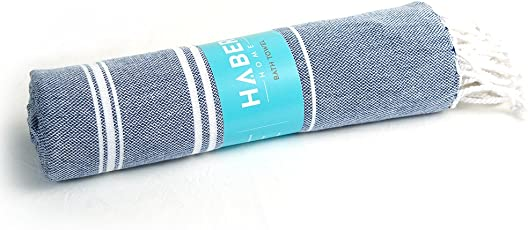 Haber Home, Turkish Style Premium Cotton Bath Towel