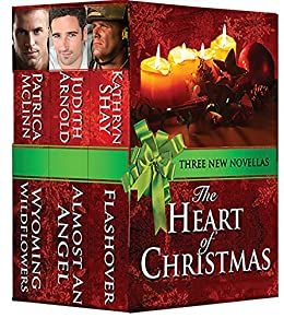 The Heart of Christmas by [McLinn, Patricia, Arnold, Judith, Shay, Kathryn]