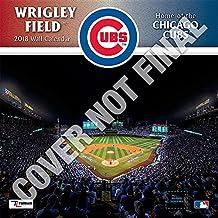 Chicago Cubs Wrigley Field 2019 Calendar