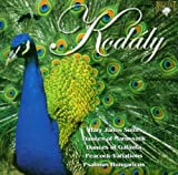 Kodaly: Orchestral Works 2-CD -