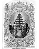 Photographic Print of Queen Victoria s Christmas tree