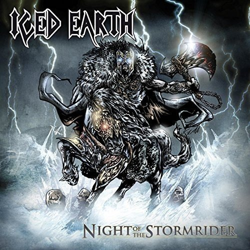 Iced Earth: Night of the Stormrider (Re-Issue 2015) (Audio CD)