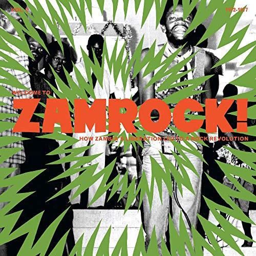 Welcome to Zamrock 2 [Vinyl LP]