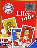 Ravensburger 20788 - FC Bayern München Elfer raus! Familienspiel