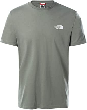 The North Face Men's Men's S/S Mountain Line Tee T-Shirt