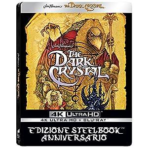 Dark Crystal - Steelbook 2 Dischi (Blu-Ray 4K Ultra HD + Blu-Ray)
