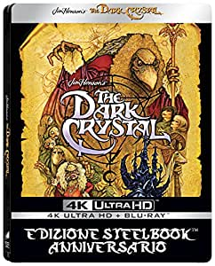 Dark Crystal - Steelbook 2 Dischi (Blu-Ray 4K Ultra HD + Blu-Ray)