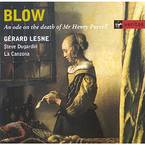Blow - An ode on the death of Mr Henry Purcell / Lesne · Dugardin · La Canzona