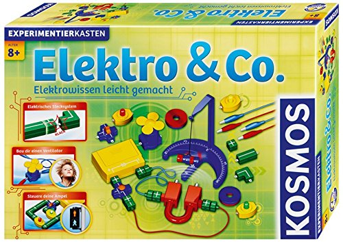KOSMOS 620417 Elektro & Co. (Elektronik Kinder)