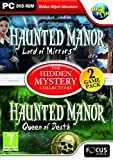 Cheapest Haunted Manor 1 and 2 (The Hidden Mystery Collectives) on PC