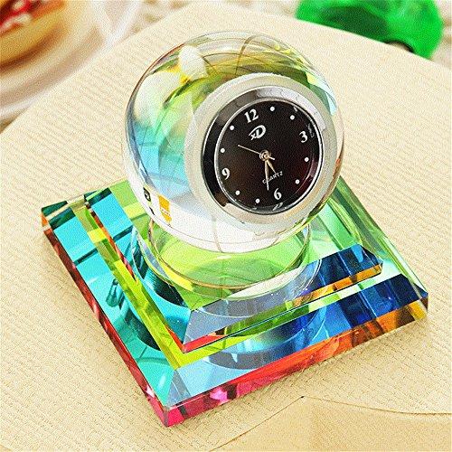 Preisvergleich Produktbild Kreative clock Auto Duft Ornamente, wenn das Auto Auto Zubehör Aromatherapie Bell, Farbe