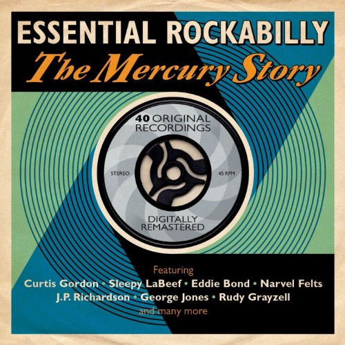 Essential Rockabilly - The Mer...