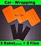 3x Car Wrapping