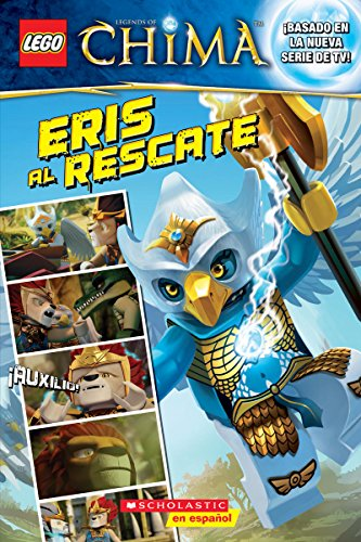Lego Las Leyendas de Chima: Eris Al Rescate por Marilyn Easton, N/A Various