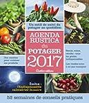 Agenda Rustica du potager 2017