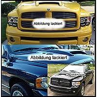 SRT Style cofano motore hutze hutze Dodge Ram 1500,2500,3500BJ: 94–16L: 710mm B: 635mm H: