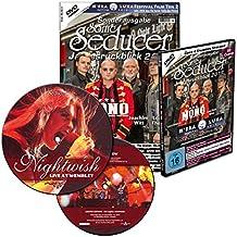 Sonic Seducer Jahresrückblick 2016 Limited Edition + exkl. Picture-Vinyl von Nightwish (499 Ex.) + DVD: M'Era Luna 2016 - Der Film, Teil 2, Bands: Mono Inc. (Titel), ASP, Blutengel u.v.m. [Vinyl LP] [Vinyl LP]