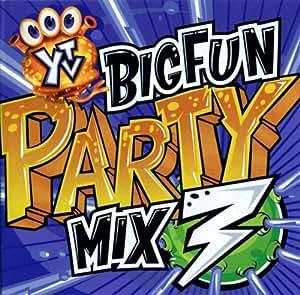 Ytv Big Fun Party Mix 3 [Import anglais]