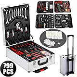 Generic SE-Trolley P Carry Toolbox Carbon Stahl O Organize Rollen Nize Ca Tool Set Koffer St-Trolley Premium se Troll Carbon Stahl + Koffer T