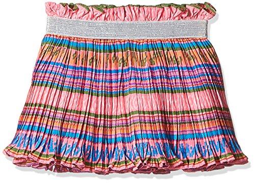 Nauti Nati Baby Girls' Skirt (NSS17-389A_12-18M_Pink)
