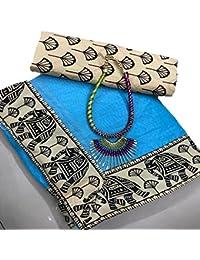 Sarees (Rajeshwar Fashion Women's Clothing Sarees For Women Latest Design Sarees For Women Party Wear Sarees New...