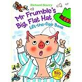 Mr. Frumble's Big, Flat Hat (Richard Scarry's Lift the Flaps Books)