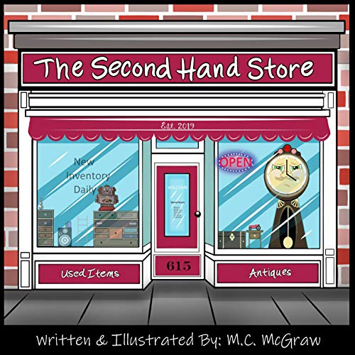 The Second Hand Store (English Edition)