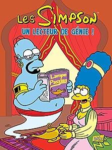 """Afficher """"Les Simpson n° 31 Un lecteur de génie !"""""""