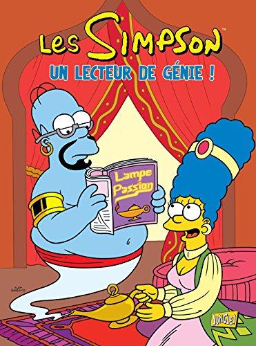 Les Simpson (31) : Un lecteur de génie !