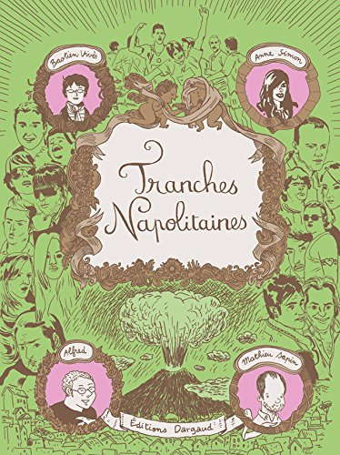 Tranches Napolitaines - tome 0 - Tranches Napolitaines par Collectif