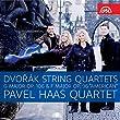"Dvořák: String Quartets in G Major, Op. 106 and in F Major, Op. 96 ""American"""