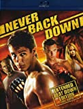 Never Back Down [Blu-ray] [Import italien]