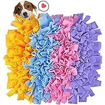 MyfatBOSS - Alfombrilla de sifón, Alfombrilla de alimentación para Perros, Juguetes interactivos para Perros