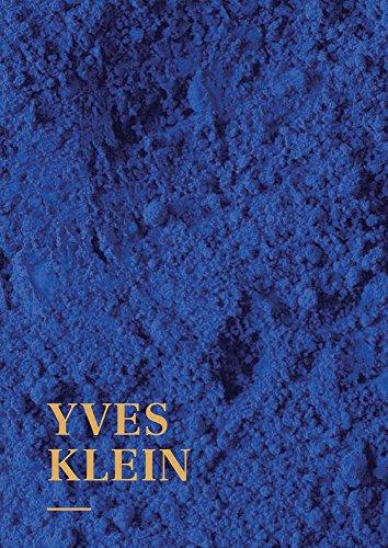 Yves Klein (Colección Folio)