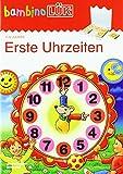 bambinoLÜK-System: bambinoLÜK: Erste Uhrzeiten
