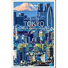 Lonely Planet Best of Tokyo 2018 (Travel Guide)