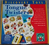 Tongue Twisters Sound Lotto Game